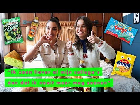 MUKBANG MET LIZZY: Bali snacks proeven - Anna Nooshin