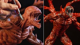 Sculpting CARNAGE | Venom Let There Be Carnage