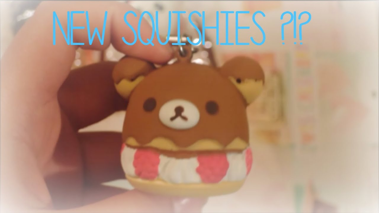 My Squishy Haul : Little Tokyo Squishy Haul - YouTube