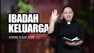 Ibadah Keluarga GKJW Jemaat Manukan Surabaya - 09 Juli 2020