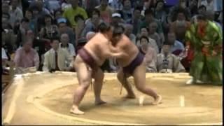 やったぜ千代大龍 稀勢の里は手痛い2敗目で綱取解消は決定的か sumo kis...