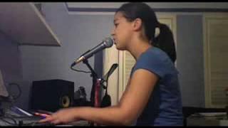 Me Singing One Step at A Time - Jordin Sparks