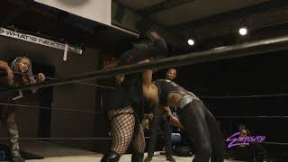 Nina Monet and Mother Endless vs the Renegade Twins