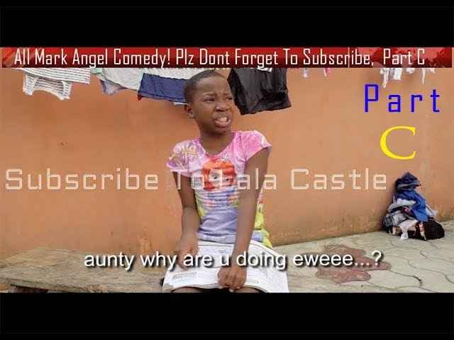1 Hour Laughing Time Emmanuella of Mark Angel Comedy