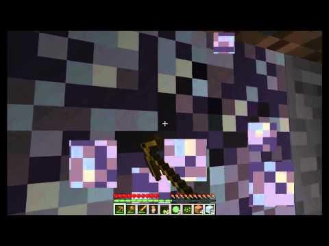 Играем в Terraria 3D (Minecraft mod) #1: Первые впечатления