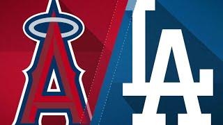 Muncy's HR, 2 RBIs lift Dodgers over Angels: 7/13/18