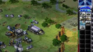 C&C Red Alert 2 Megapack Challenge 1v7 - Dawn of the Day - Yuri - Random