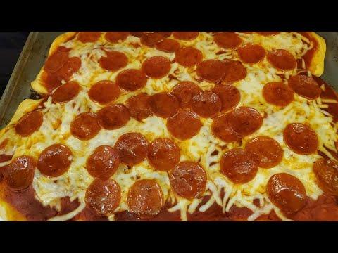 Biscuit Dough Pizza Recipe