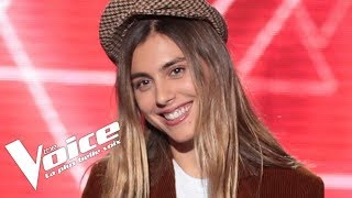 Edith Piaf - Padam Padam | Liv Del Estal | The Voice France 2018 | Blind Audition