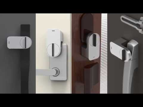 The new experimental Sony launches the Qrio Smart Lock