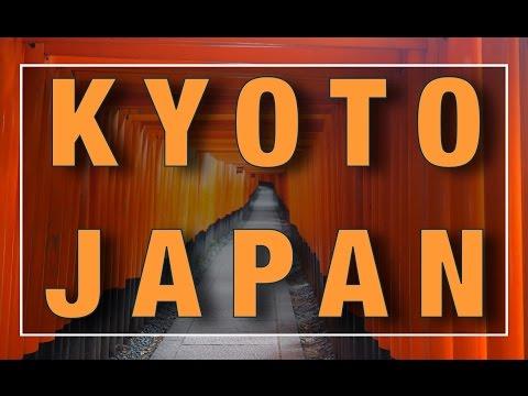 Kyoto Japan's cultural capital - follow me vlog
