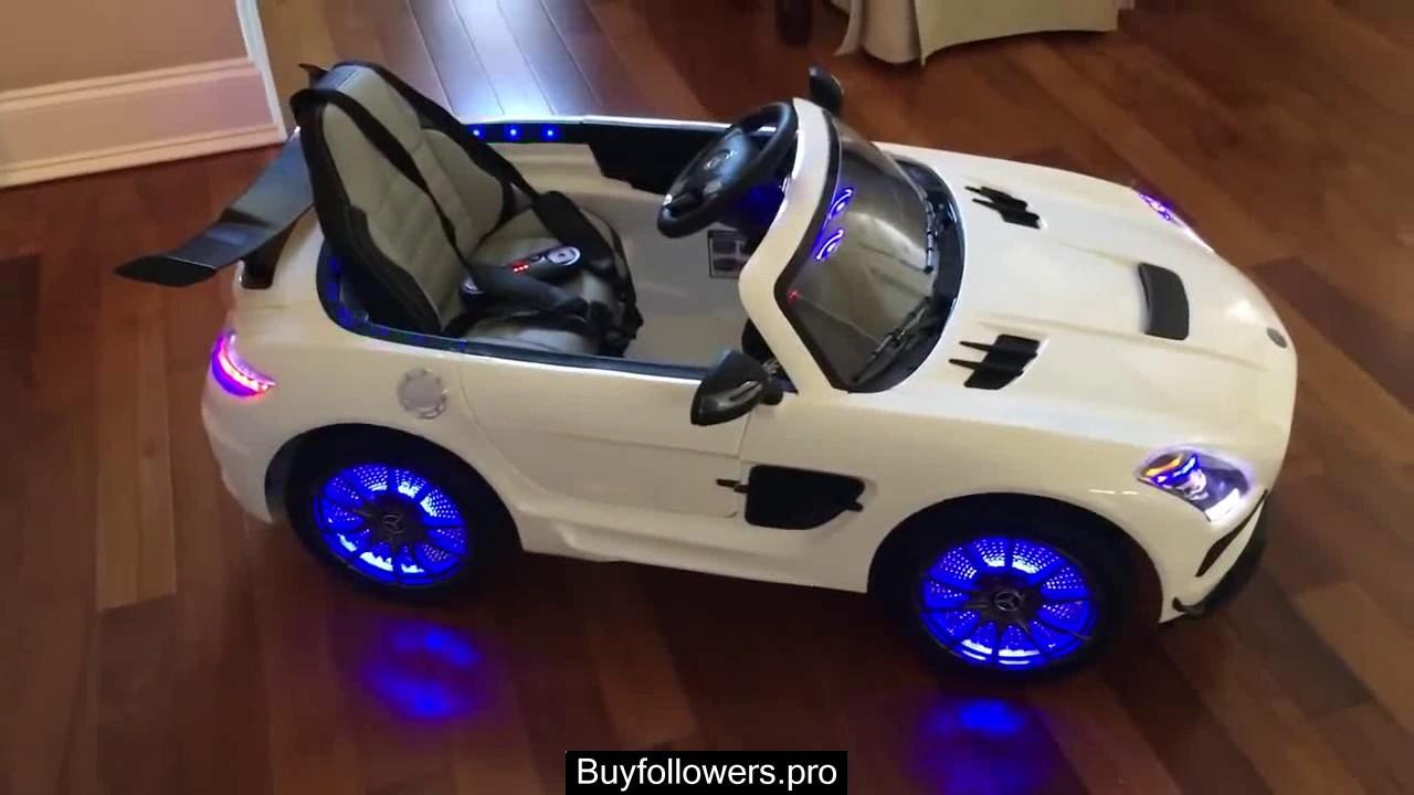 Mercedes Power Wheels >> 2016 Mercedes Amg Power Wheels 12v Ride On