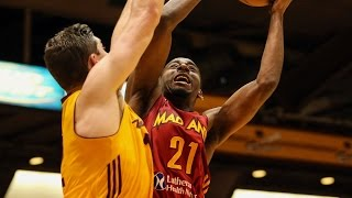 Highlights: Jordan Crawford (28 points) carries Mad Ants to NBA D-League Finals