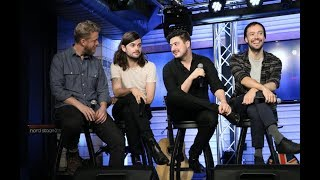 Mumford & Sons Reveal Track-By-Track Details of New Album 'Delta' [EXCLUSIVE]