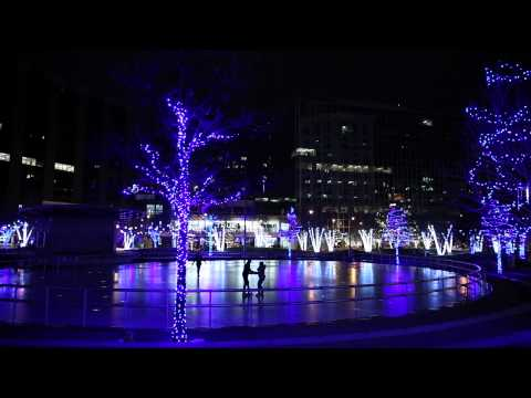 The Beauty of Grand Rapids at Night