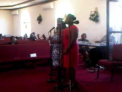 RFC Pastor Huntley, Leandra & Angel - Look to you part 3.3GP