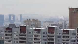 Вид из дома недалеко от метро Беляево.(, 2012-04-15T18:06:00.000Z)