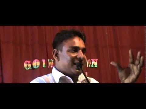Rajeevan's motivational speech