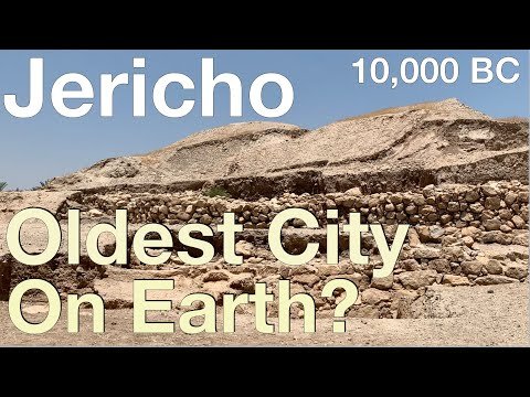 Jericho - The First City on Earth? // Ancient History Docume