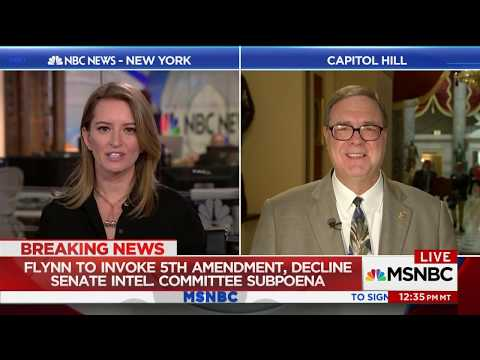 Rep. Denny Heck on MSNBC with Katy Tur