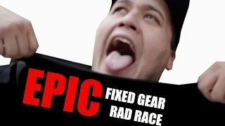 17 Teeth Rad Race Epic Fixed Gear