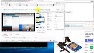 무선와이파이, 고정 IP 사용법, ESP8266, D1…