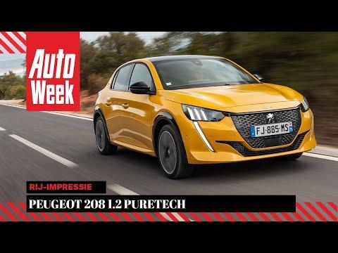 Peugeot 208 - AutoWeek Review - English subtitles
