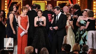 The best moments from the 2015 Tony Awards | Mashable