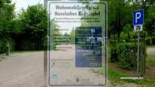 Wohnmobilstellplatz Hünfeld