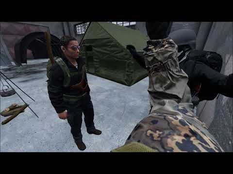 DayZ - UN Trade Station cool people