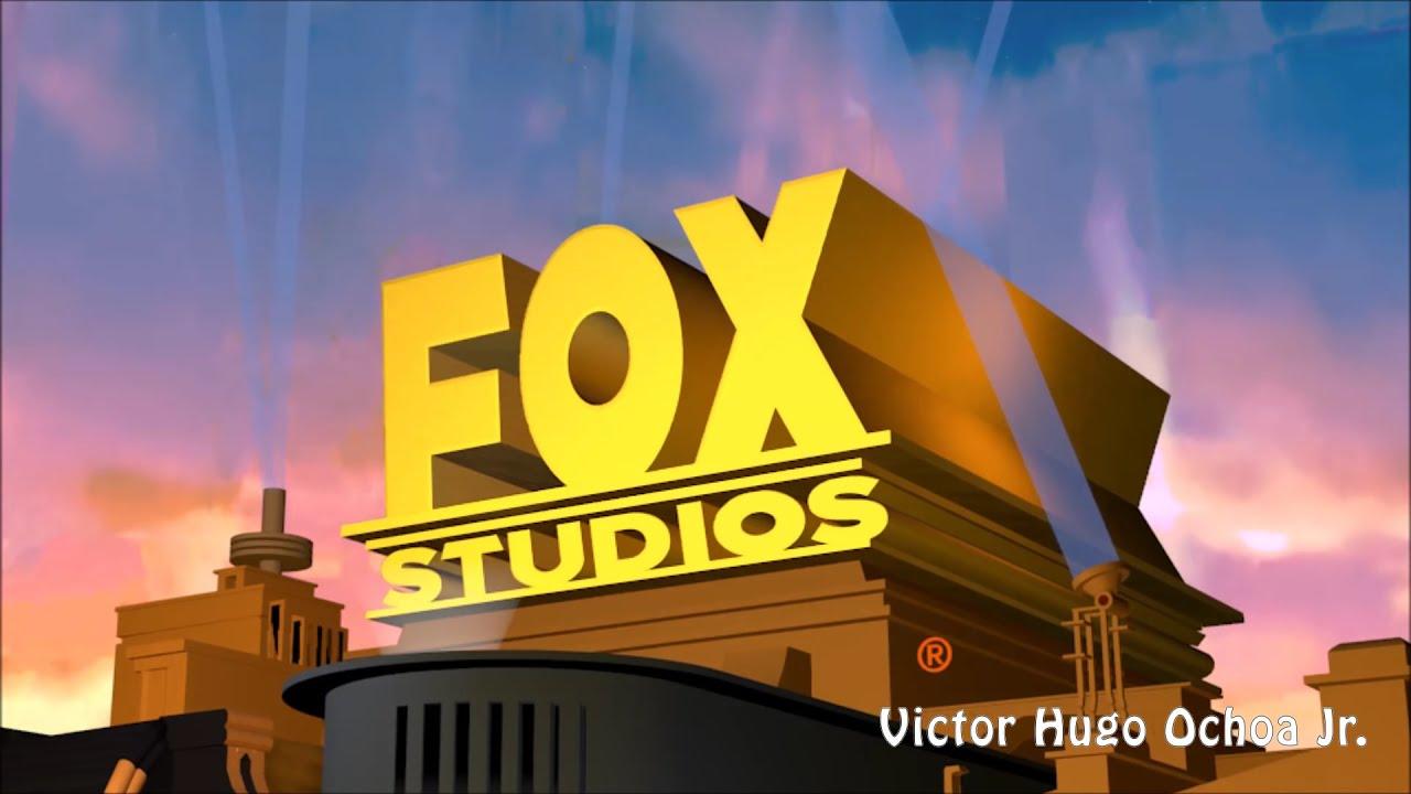 fox studios logo 2014 remake youtube