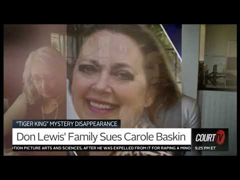 Court TV: Coverage of the Family of Don Lewis v. Carole Baskin (Pure Bill of Discovery): Part 2