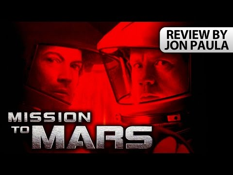 Mission To Mars -- Movie Review #JPMN