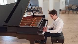 Konstantin Lukinov - Essen Recital - Klassik und Improvisation