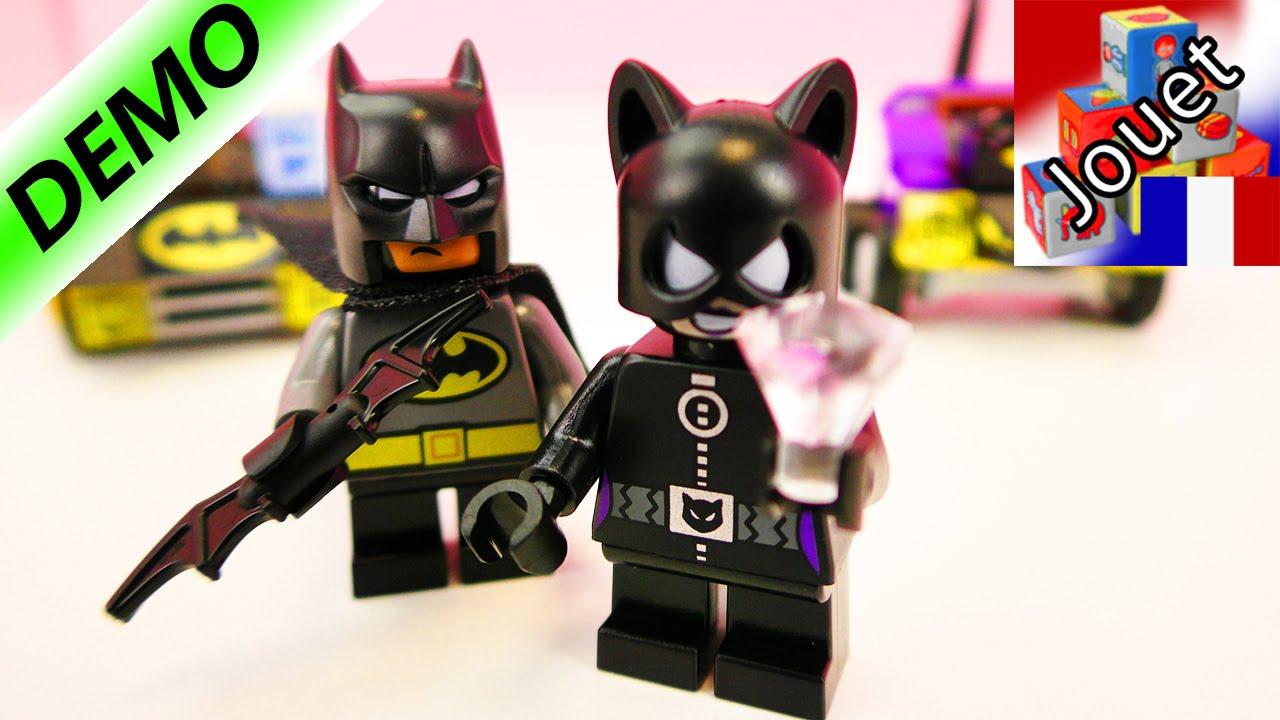 Joue Moi Français Jeux Batmanamp; Démo Avec Pour Catwoman Lego OZTwPukXi