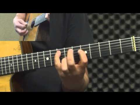 Stochelo teaches 'My Blue Heaven' - gypsy jazz guitar