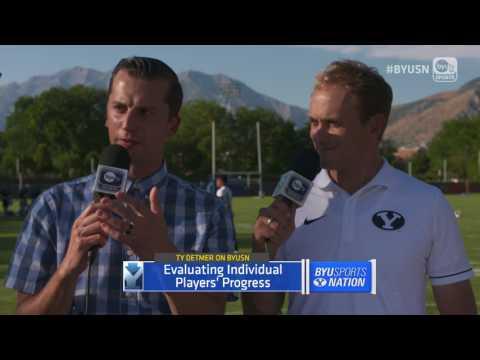 2 on 1 w/ Ty Detmer on BYU Sports Nation