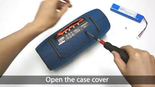 JBL Xtreme battery replacement    How to replace Cameron Sino battery CS-JMX100SL