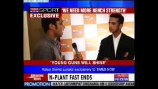 Rahul Dravid on India
