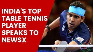 Table Tennis Player Sharath Kamal Speaks To NewsX