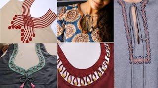 New stylish dress neck designs||Latest neck designs||Neck designs||Gala designs||kurti designs
