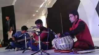 aaoge jab tum sajana, lambi judaai and oh my god tune (OMG) on flute and tabla
