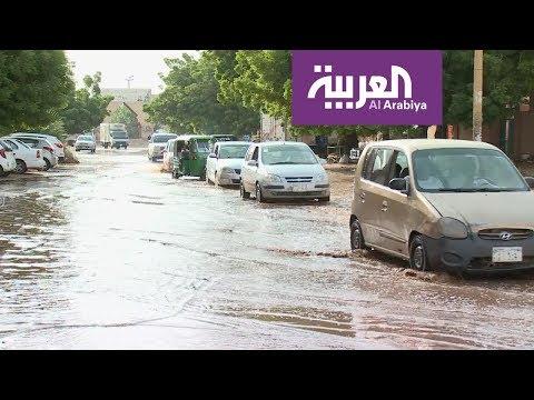 الأمطار الغزيرة تغرق الخرطوم  - نشر قبل 8 ساعة