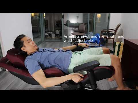 Anda Seat Kaiser Gaming Chair Review (After real life usage)