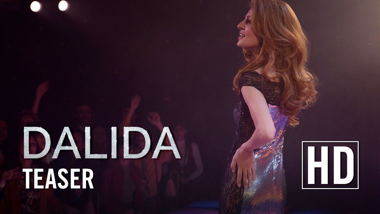 Dalida - Teaser Officiel HD
