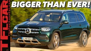 The 2020 Mercedes-Benz GLS Is Gunning For The BMW X7: Here's What You Need to Know!