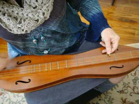 Shall We Gather at the River on Don Mize 1973 dulcimer