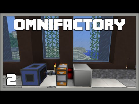 Omnifactory E19 - Prismatic Power Potential!