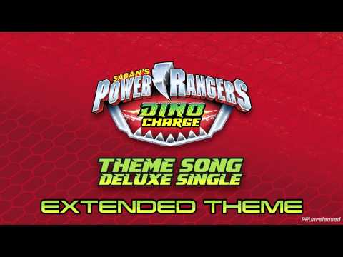 Power Rangers Dino Charge: Extended Theme
