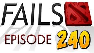 Dota 2 Fails of the Week - Ep. 240